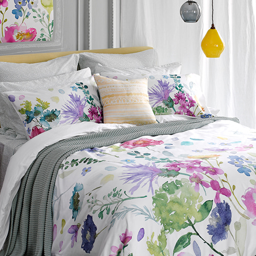 Tetbury Meadow duvet set (Q)