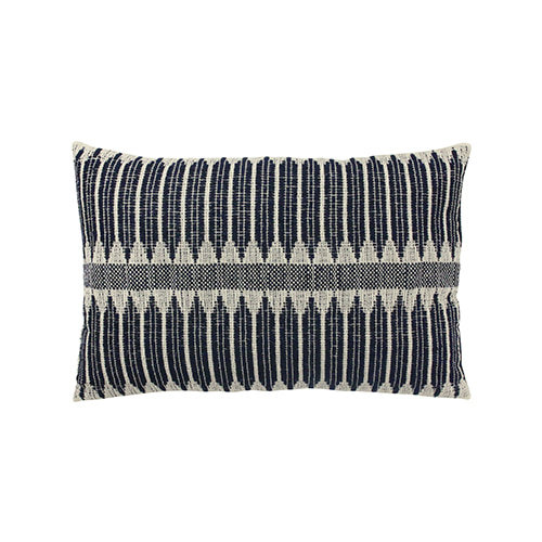 Aztec cushion cover - black & white (40x60cm) 속솜포함 제품