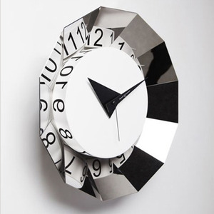 Riflesso wall clock
